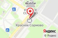 Схема проезда до компании Нижегородский Институт Управления в Нижнем Новгороде