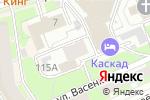 Схема проезда до компании CIEL parfum в Нижнем Новгороде