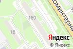 Схема проезда до компании GURMAN в Нижнем Новгороде
