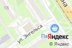 Схема проезда до компании Хлебница в Нижнем Новгороде