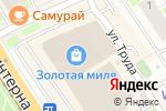 Схема проезда до компании Банкомат, Сбербанк в Нижнем Новгороде