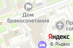 Схема проезда до компании Премикс в Нижнем Новгороде