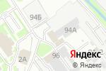 Схема проезда до компании Зоовита в Нижнем Новгороде