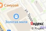 Схема проезда до компании Corner в Нижнем Новгороде