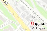 Схема проезда до компании Шиномонтажная мастерская на Станционной в Нижнем Новгороде