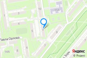 Сдается двухкомнатная квартира в Нижнем Новгороде ул Павла Орлова, 9