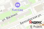 Схема проезда до компании Ангел в Нижнем Новгороде