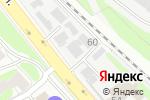 Схема проезда до компании Оил Мэн в Нижнем Новгороде