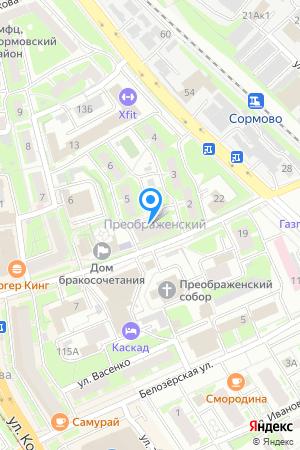 Дом 14 по ул. Щербакова, ЖК Преображенский на Яндекс.Картах