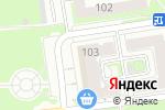 Схема проезда до компании Электро-ННов в Нижнем Новгороде