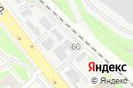 Схема проезда до компании Пирамида в Нижнем Новгороде