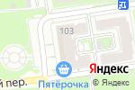 Схема проезда до компании Плаза в Нижнем Новгороде