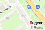 Схема проезда до компании Райцентр в Нижнем Новгороде