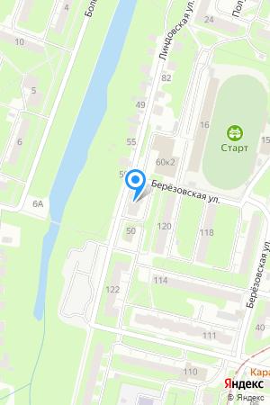 Дом 124 по ул. Березовская на Яндекс.Картах