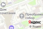 Схема проезда до компании ОнЛайн Трейд.ру в Нижнем Новгороде