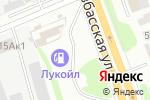 Схема проезда до компании АвтоРегион НН в Нижнем Новгороде