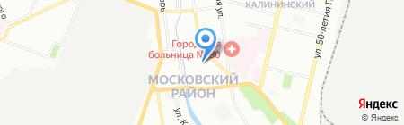 ПромИнвест-НН на карте Нижнего Новгорода