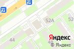 Схема проезда до компании ЗооОптТорг в Нижнем Новгороде