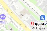 Схема проезда до компании Автосервис на Станционной в Нижнем Новгороде