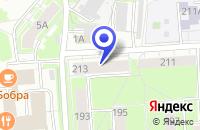 Схема проезда до компании БЮРО ТЕХНИЧЕСКОЙ ИНВЕНТАРИЗАЦИИ Г. НИЖНИЙ НОВГОРОД в Нижнем Новгороде
