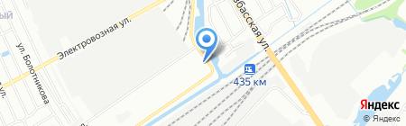 Натали на карте Нижнего Новгорода