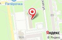 Схема проезда до компании Недвижимость в Нижнем Новгороде
