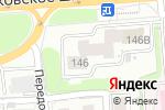 Схема проезда до компании Все авто в Нижнем Новгороде