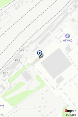 НИЖЕГОРОДСКОЕ ПАССАЖИРСКОЕ АТП № 6 на карте Нижнего Новгорода