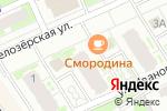 Схема проезда до компании Твой дом в Нижнем Новгороде
