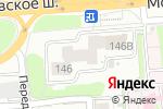 Схема проезда до компании Ева в Нижнем Новгороде