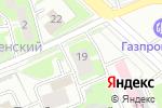 Схема проезда до компании Шаг на встречу в Нижнем Новгороде