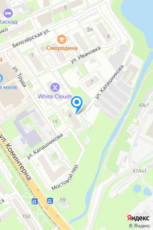 Дом 6 по ул. Белозерская, ЖК Планетарий на Яндекс.Картах