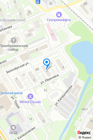Дом 3 по ул. Белозерская, ЖК Планетарий на Яндекс.Картах