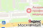 Схема проезда до компании Чайный рай в Нижнем Новгороде