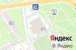 Схема проезда до компании Магазин книг на Березовской в Нижнем Новгороде