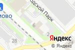 Схема проезда до компании МАрт в Нижнем Новгороде
