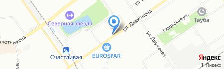АЗБУКА ДУША на карте Нижнего Новгорода