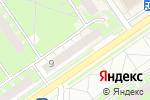 Схема проезда до компании Победный в Нижнем Новгороде