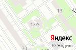 Схема проезда до компании Шокира в Нижнем Новгороде