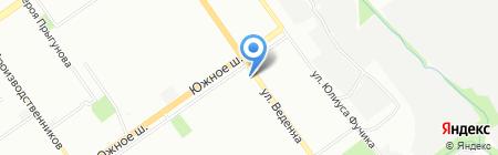 Аптекарь-НН на карте Нижнего Новгорода