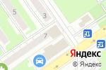Схема проезда до компании Магазин одежды для детей в Нижнем Новгороде