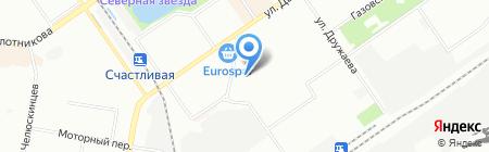 Дельта-Капитал на карте Нижнего Новгорода