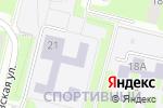 Схема проезда до компании Средняя общеобразовательная школа №70 с углубленным изучением отдельных предметов в Нижнем Новгороде