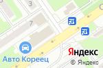 Схема проезда до компании Людмила в Нижнем Новгороде