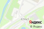 Схема проезда до компании Дорожник в Нижнем Новгороде