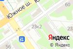 Схема проезда до компании Шашлык №1 в Нижнем Новгороде