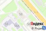 Схема проезда до компании Лама в Нижнем Новгороде