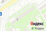 Схема проезда до компании Ника Сервис Плюс в Нижнем Новгороде