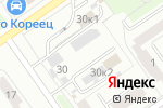 Схема проезда до компании Авант в Нижнем Новгороде