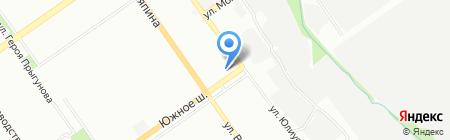 Наш доктор на карте Нижнего Новгорода